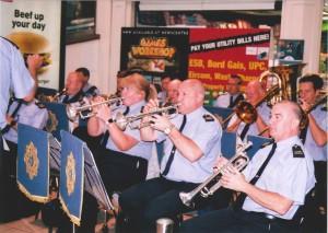 DERA Festival 2015 Garda Band Concert